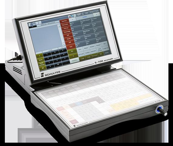 Kalicom Schultes Kassensystem S 700 ecotwin