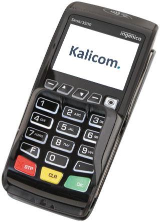 Kalicom desk3500