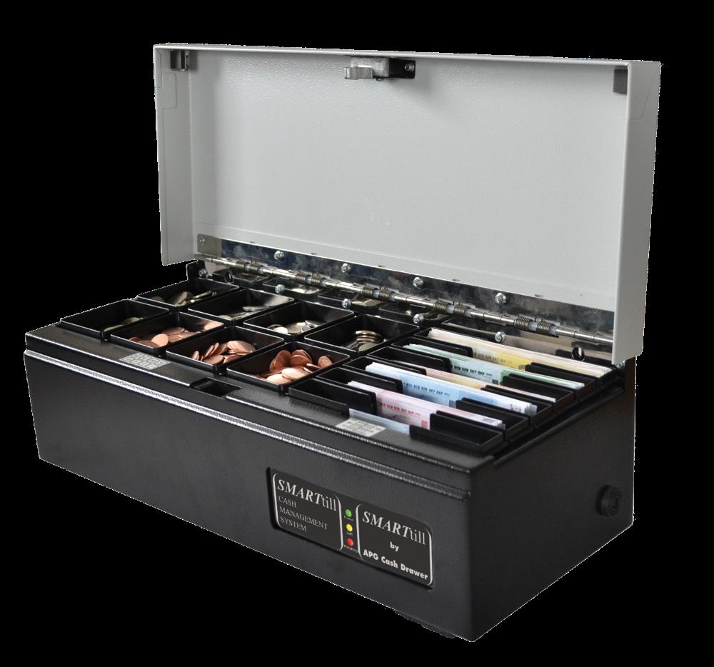 Kalicom Smarttill automatische Kassen-Wiegeschublade