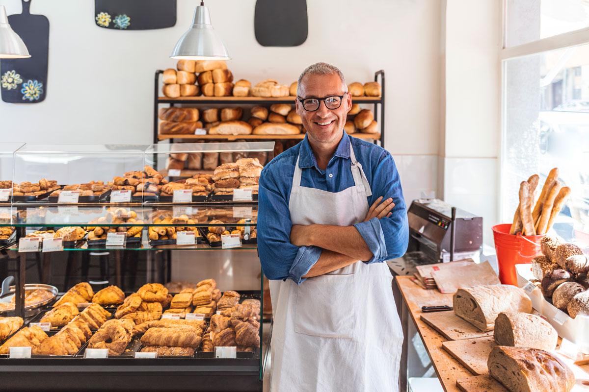 Kalicom Lösungen für Bäckereien