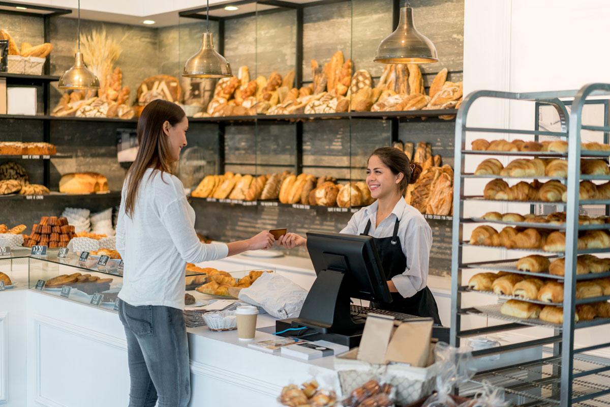 Kalicom Lösungen für Bäckereien abgestimmt auf Ihren Bedarf