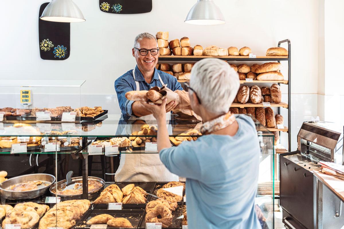 Kalicom Lösungen für Bäckereien Anpruch und Perfektion