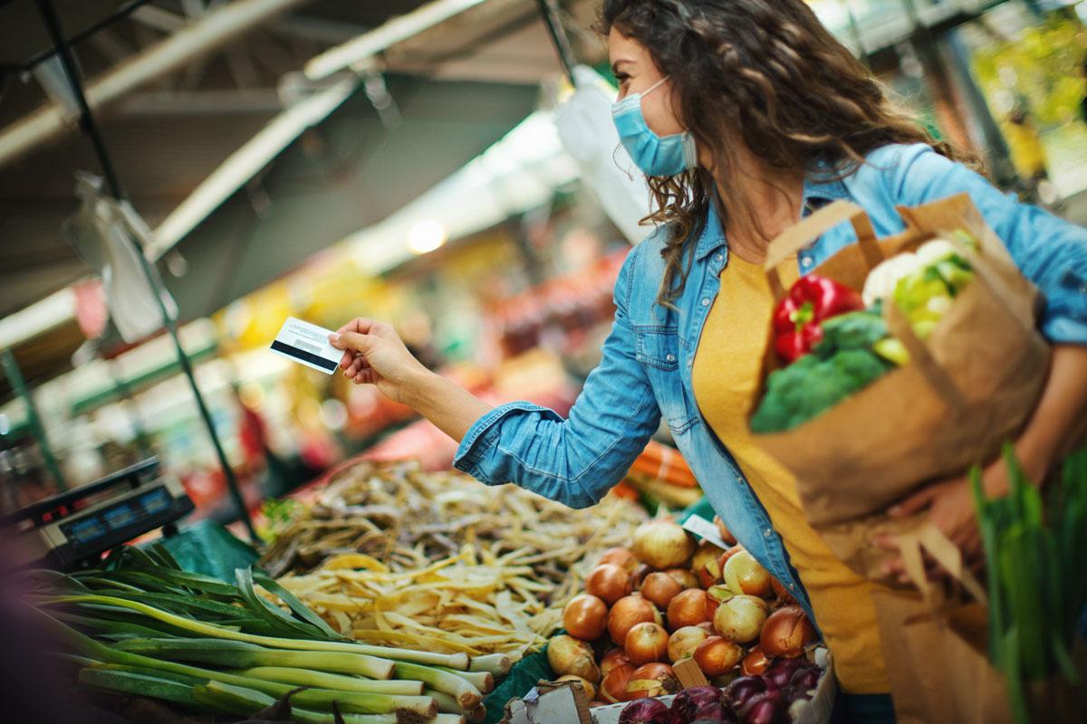 Kalicom Zusatzleistungen mobile Kassen Marktstand